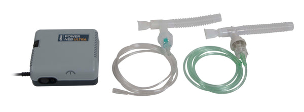 Power Neb Ultra Nebulizer with Reusable Kit