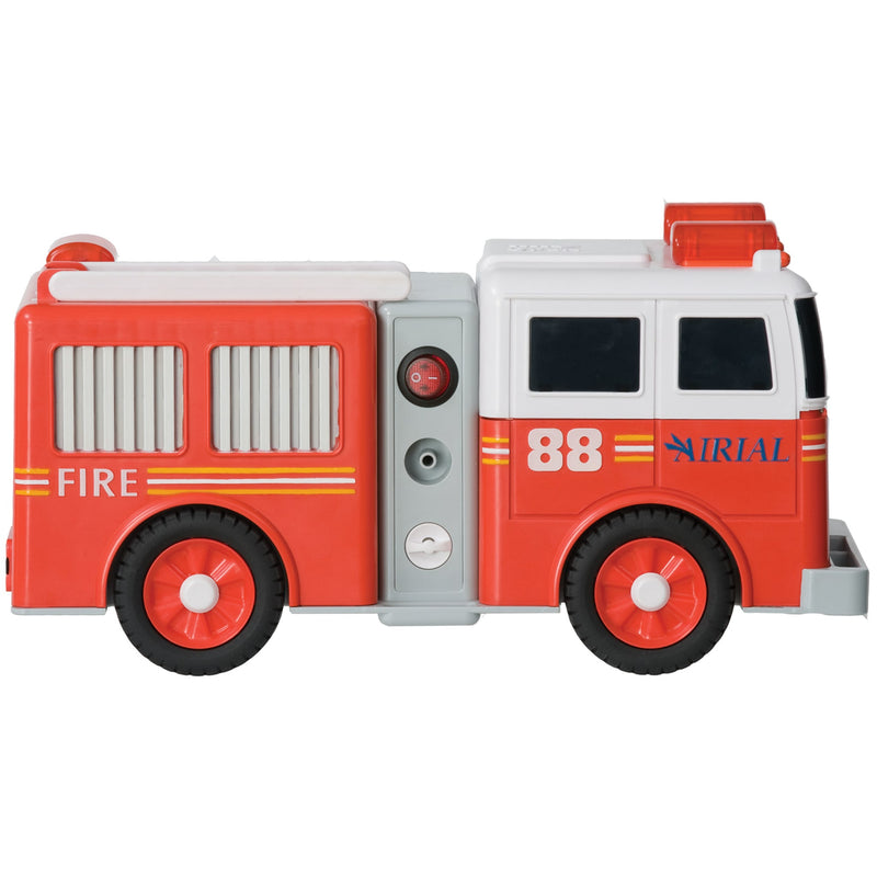 Fire and Rescue Compressor Nebulizer