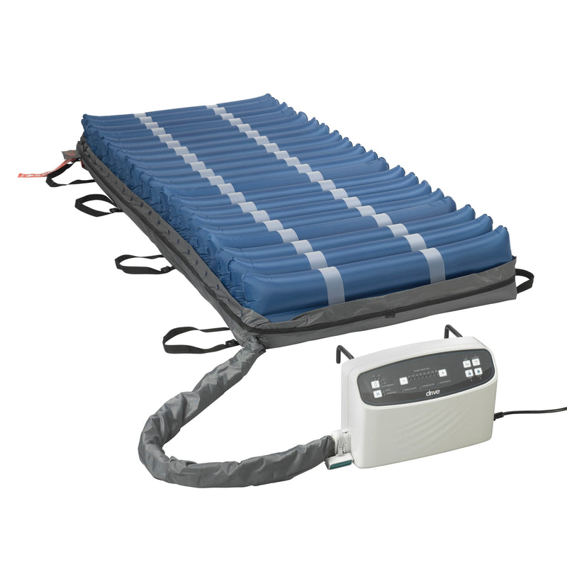 "Med Aire Plus Low Air Loss Mattress Replacement System, 80"" x36"""