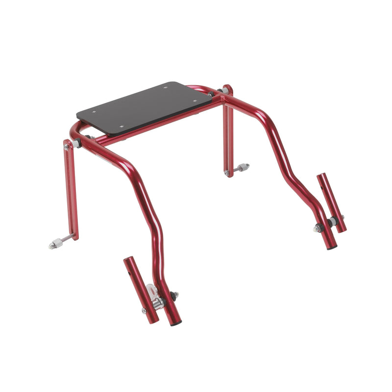 Nimbo 2G Walker Seat Only, Large, Castle Red