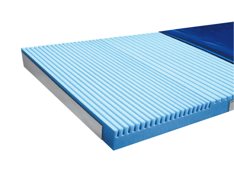"ShearCare 1500 Foam Bariatric Dual Layer Pressure Redistribution Mattress, 80"" x 48"""