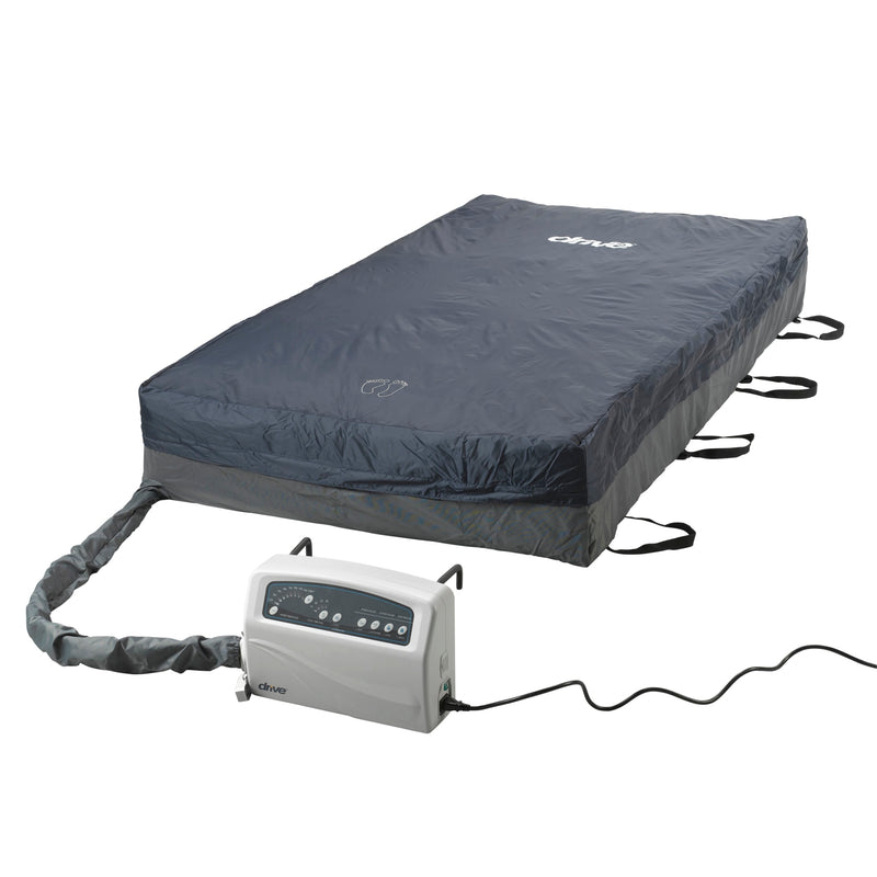 "Med Aire Plus Bariatric Low Air Loss Mattress Replacement System, 80"" x 42"""