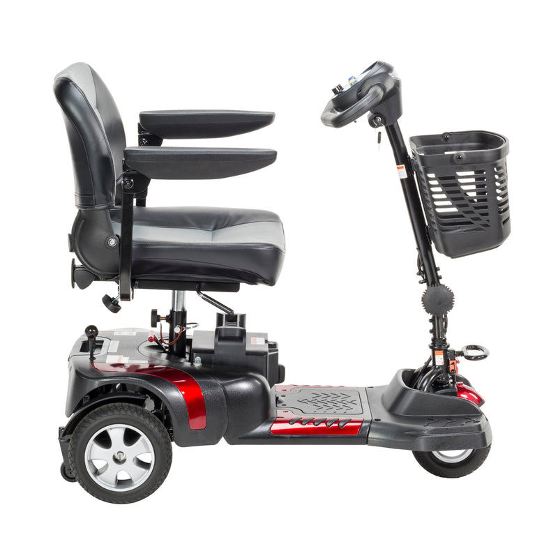 "Phoenix Heavy Duty Power Scooter, 3 Wheel, 20"" Seat"