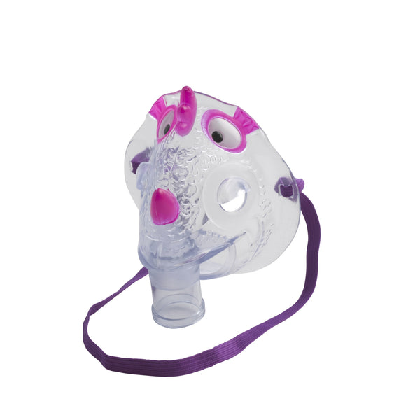 AIRIAL Pediatric Nebulizer Mask, Nic the Dragon