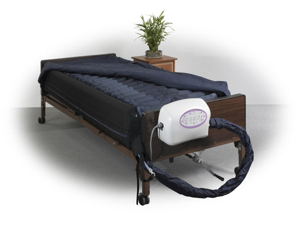 Lateral Rotation Mattress with on Demand Low Air Loss, 10""
