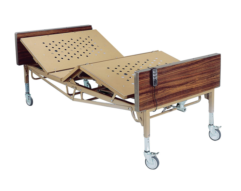 Full Electric Heavy Duty Bariatric Hospital Bed, Frame Only