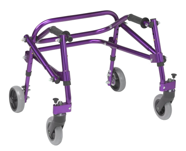 Nimbo 2G Lightweight Posterior Walker, Extra Small, Wizard Purple
