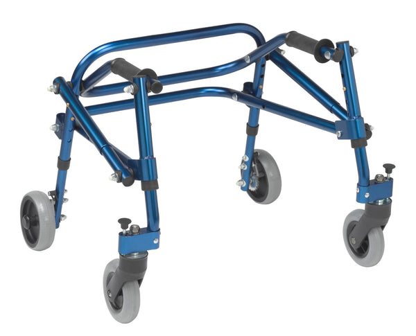 Nimbo 2G Lightweight Posterior Walker, Extra Small, Knight Blue