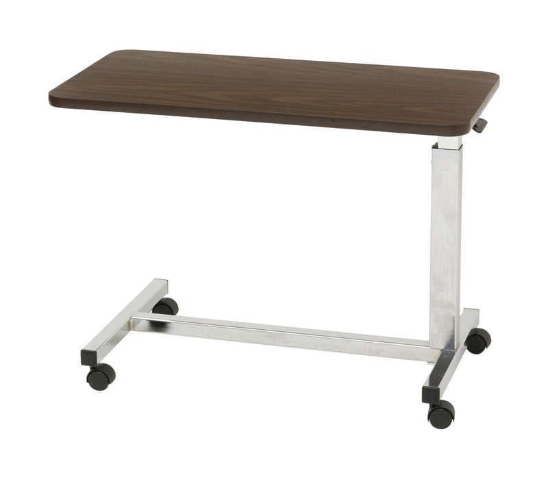 Low Height Overbed Table