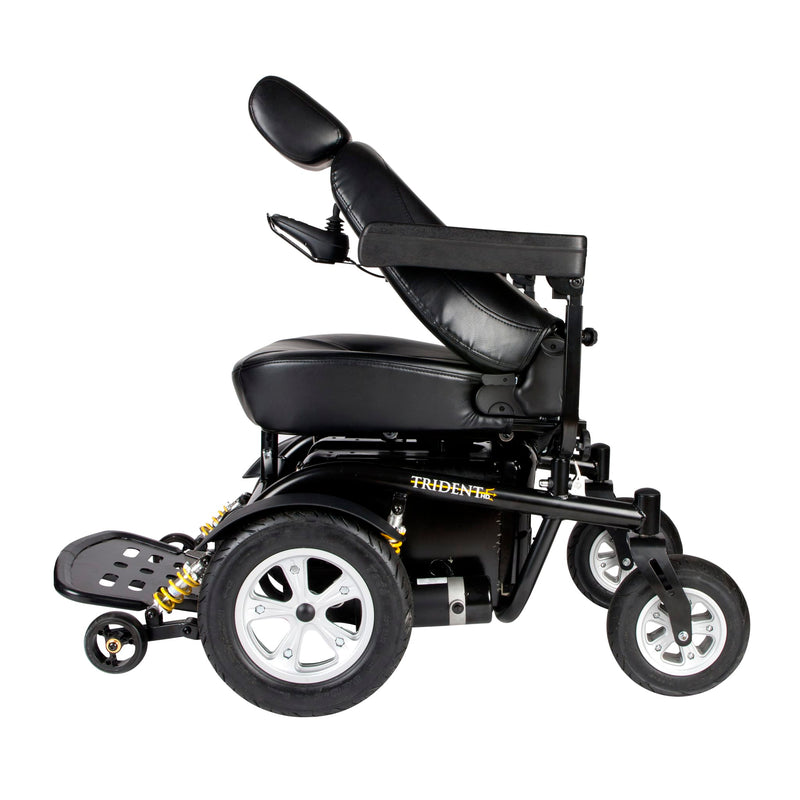 "Trident HD Heavy Duty Power Wheelchair, 22"" Seat"