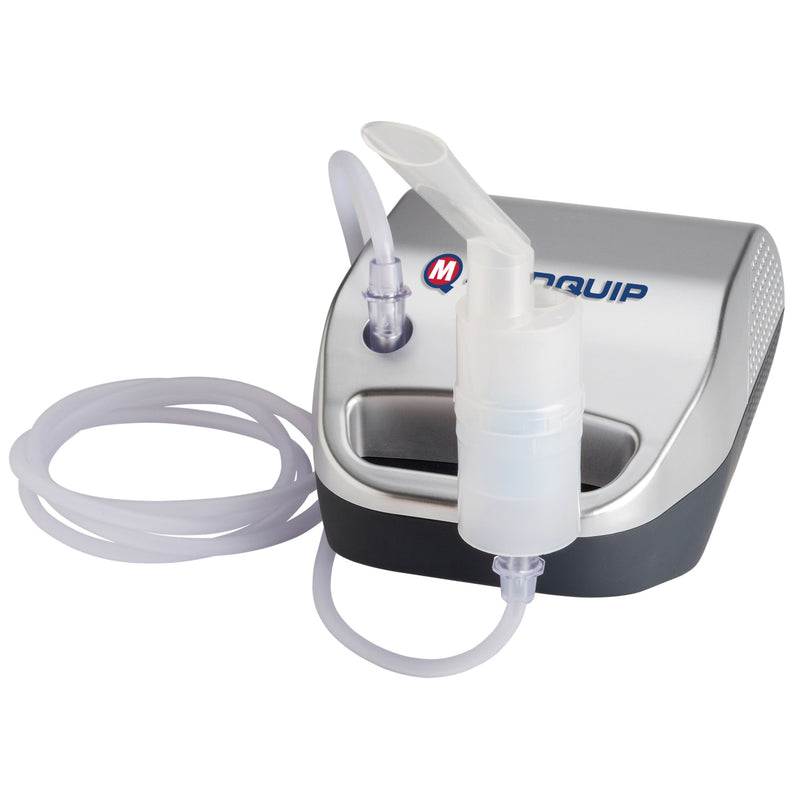 Compact Compressor Nebulizer with Disposable Neb Kit
