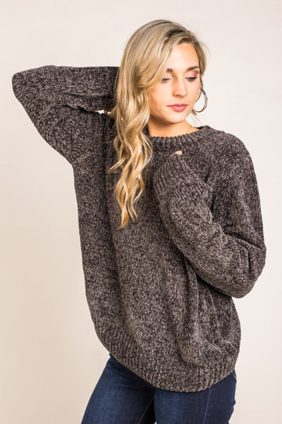 Grayson Gray Chenille Sweater