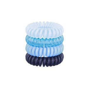 Coil Hair Ties by Kitsch