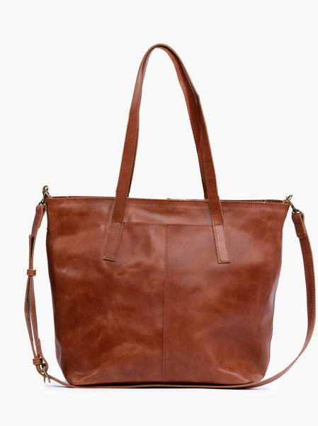 Alem Utility Bag in Whiskey by ABLE