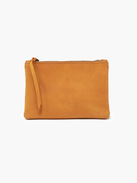 Martha Coin Pouch in Cognac by ABLE