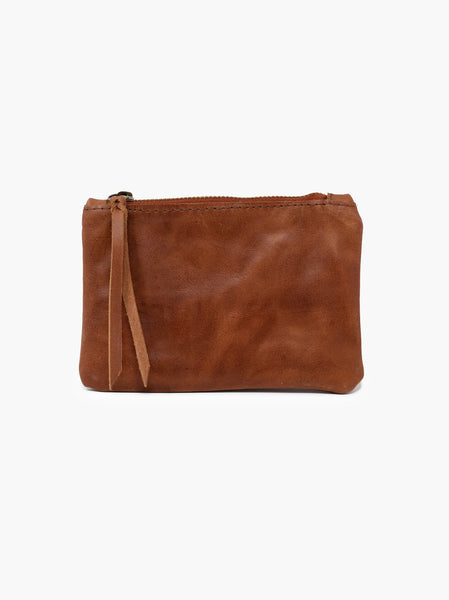 Martha Coin Pouch in Whiskey by ABLE