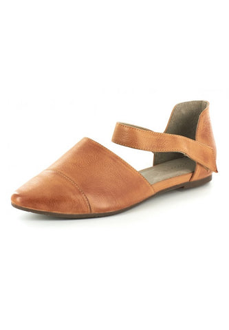 Gaia in Camel Leather by Chocolat Blu