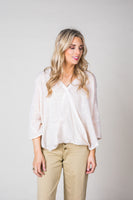 Happening Time Top in Blush