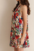 Fun and Floral Dress