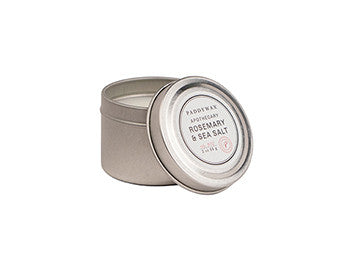 Paddywax Rosemary & Sea Salt Mini Tin Candle