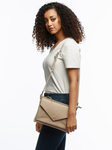 Solome Crossbody in Fog by ABLE