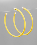 60mm Color Coat Hoops