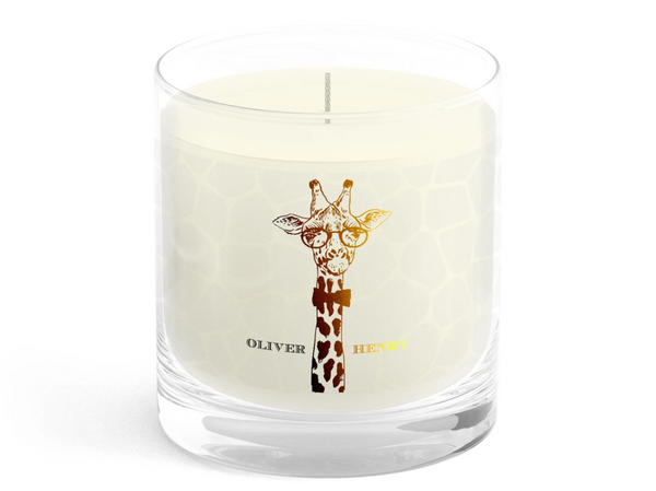 Egyptian Cotton Candle by Oliver Henry Candle Co.