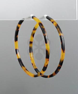 Large Lightweight Tortoise Hoops