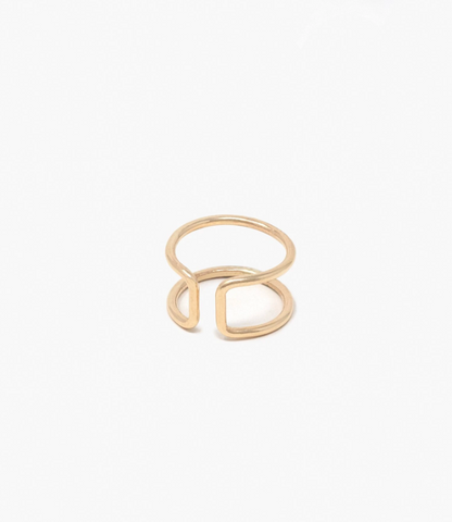 Cuff Ring by ABLE