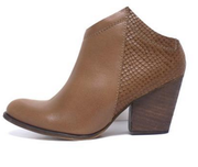 Sinai Bootie in Tobacco by Kaanas