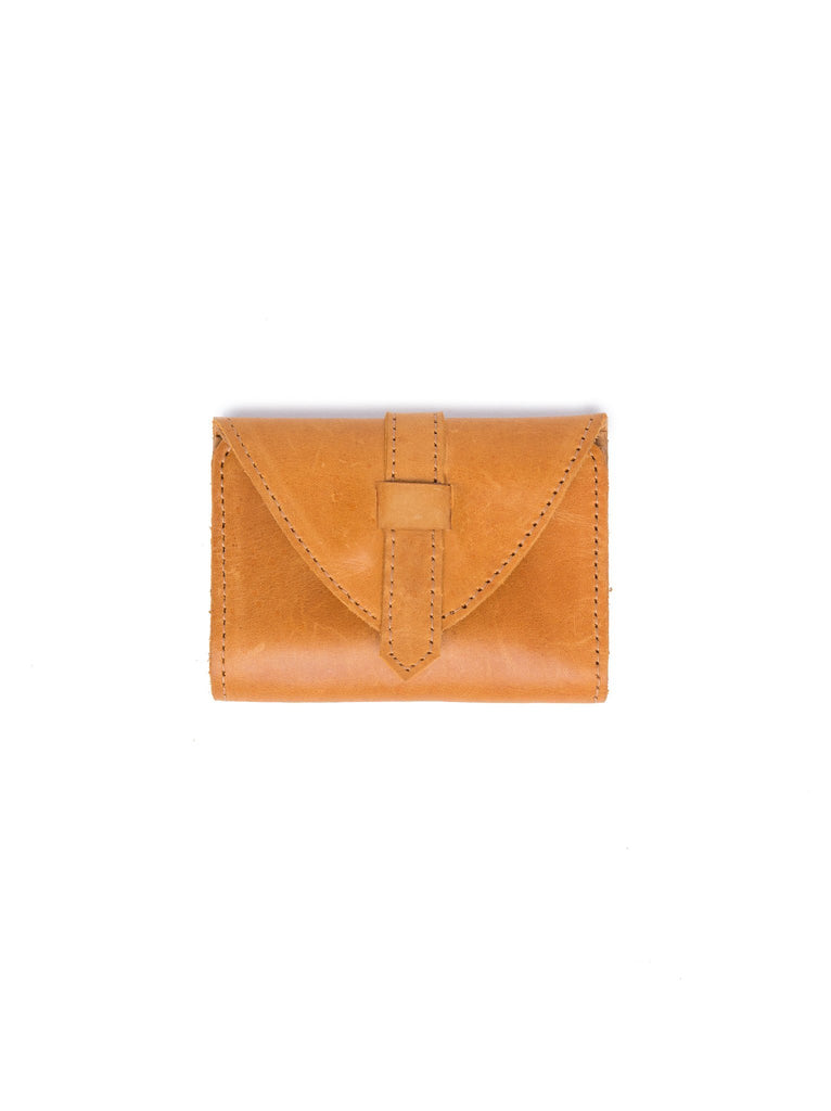 Tirhas Wallet in Cognac by FashionABLE