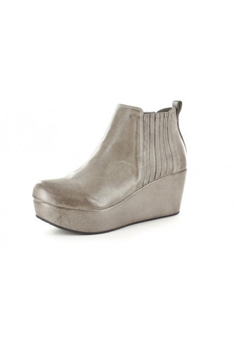 Walden in Grey Leather by Chocolat Blu