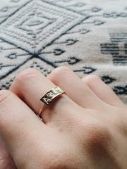 ABLE Ring by FashionABLE
