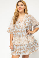 Shandy Floral Dress