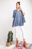 Brentley Dolman Sleeve Tunic