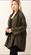Finley Olive Cardigan
