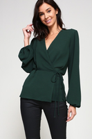 Anabella Green Top