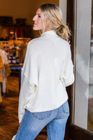 Whitlee Cream Sweater