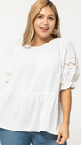 Beatrice White Top