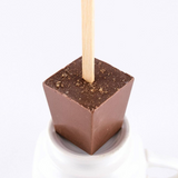 Hot Chocolate on a Stick - Salted Caramel (Milk Chocolate)