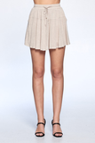 Isabel Fly Skirt in Taupe