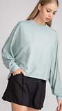 Maggy Lightweight Top in Mint