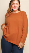 Remi Rust Sweater