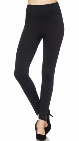 Full Length Fleece Leggings (Sizes XL-3X)