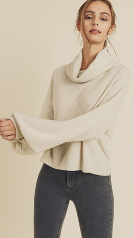 Joey Cowl Neck Top