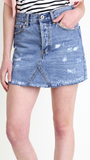 Nicole Denim Skirt