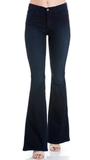High Waist Flares by O2 Denim