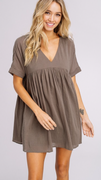 Annabelle Tunic in Olive