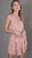 Carolina Blush Dress