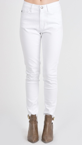 plus size white skinny jeans studio 3:19